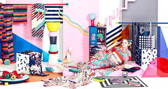 大正ロマン、モダン…バラエティ豊かな着物ブランド10店舗が集結「着物 IN LAFORET」開催