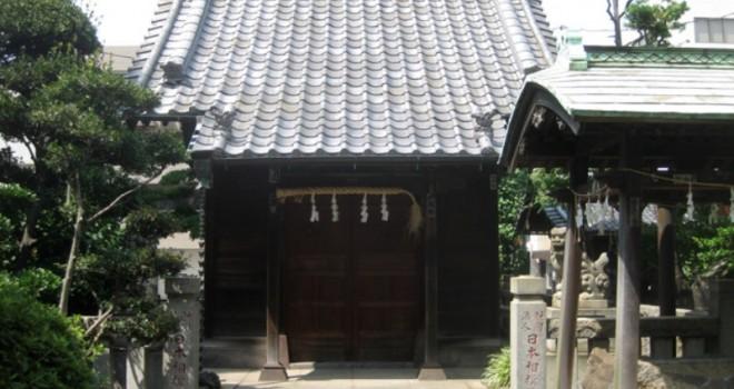 相撲の神「野見宿禰」が祀られる、新横綱だけが奉納土俵入りを行う神社
