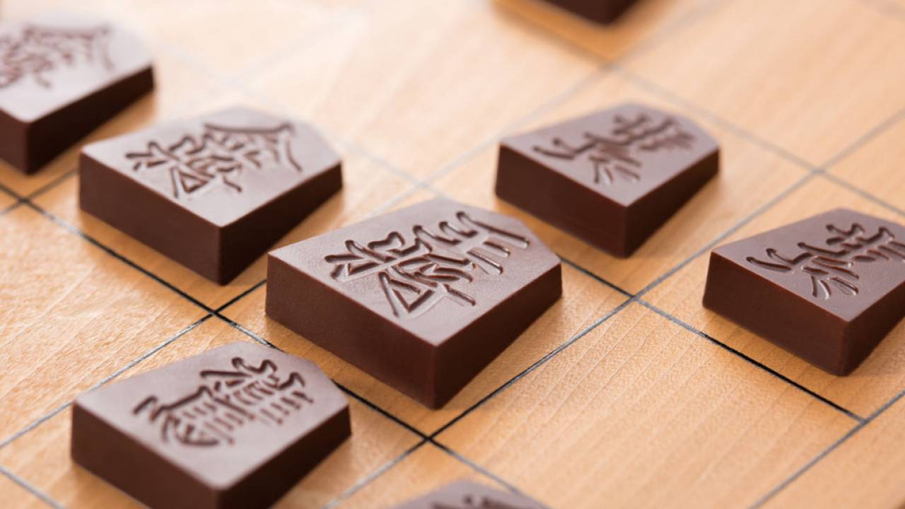 再現度高すぎ!将棋の駒がチョコになった「将棋デ ショコラ」になんと全40駒セット誕生
