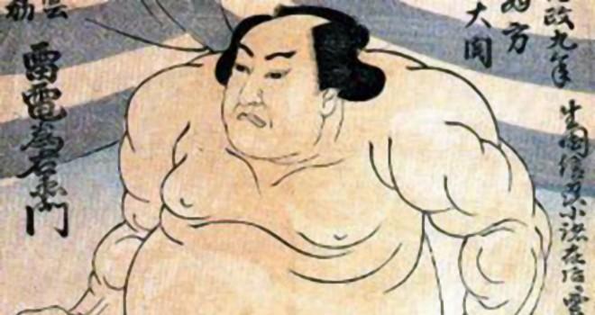 まさに伝説の力士!強すぎて4つの技を禁じられた江戸時代のレジェンド「雷電為右エ門」