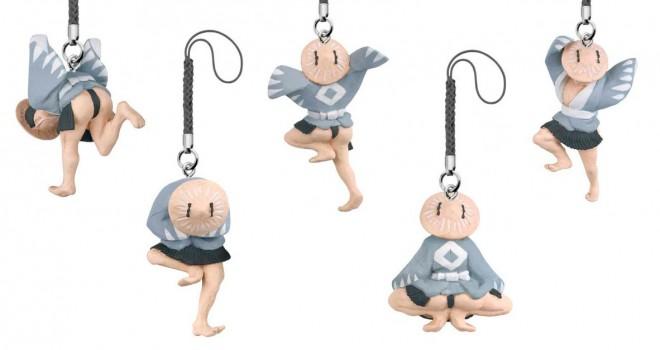 この場面を選ぶセンス!葛飾北斎「北斎漫画」の雀踊りがミニフィギュアになった!
