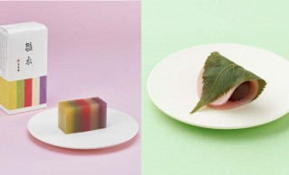 とらやの桜餅〜♪和菓子の老舗「とらや」から雛まつり期間限定の和菓子5種が登場