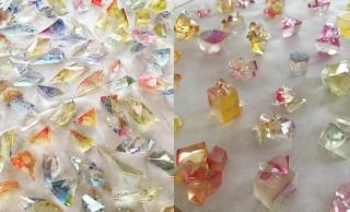 これは美しい!まるで鉱石のような素敵なビジュアルの和菓子「こうぶつヲカシ」