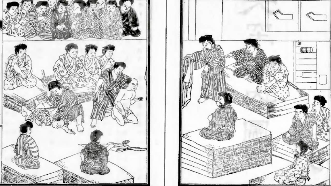 囚人が囚人を始末!?江戸時代、伝馬町牢屋敷の牢獄内が怖すぎる