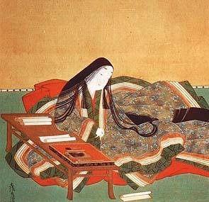 画像出典:紫式部 (土佐光起筆 石山寺蔵)/Wikipedia