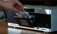 ハイレゾ相当に高音質化!カセットテープがデジタルで蘇るCDラジカセ登場