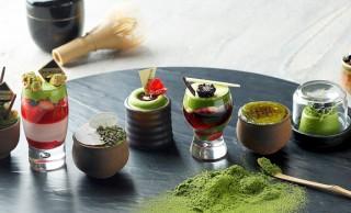 キタ!抹茶づくし!ウェスティンホテル東京で初の抹茶がテーマの「抹茶デザートブッフェ」開催