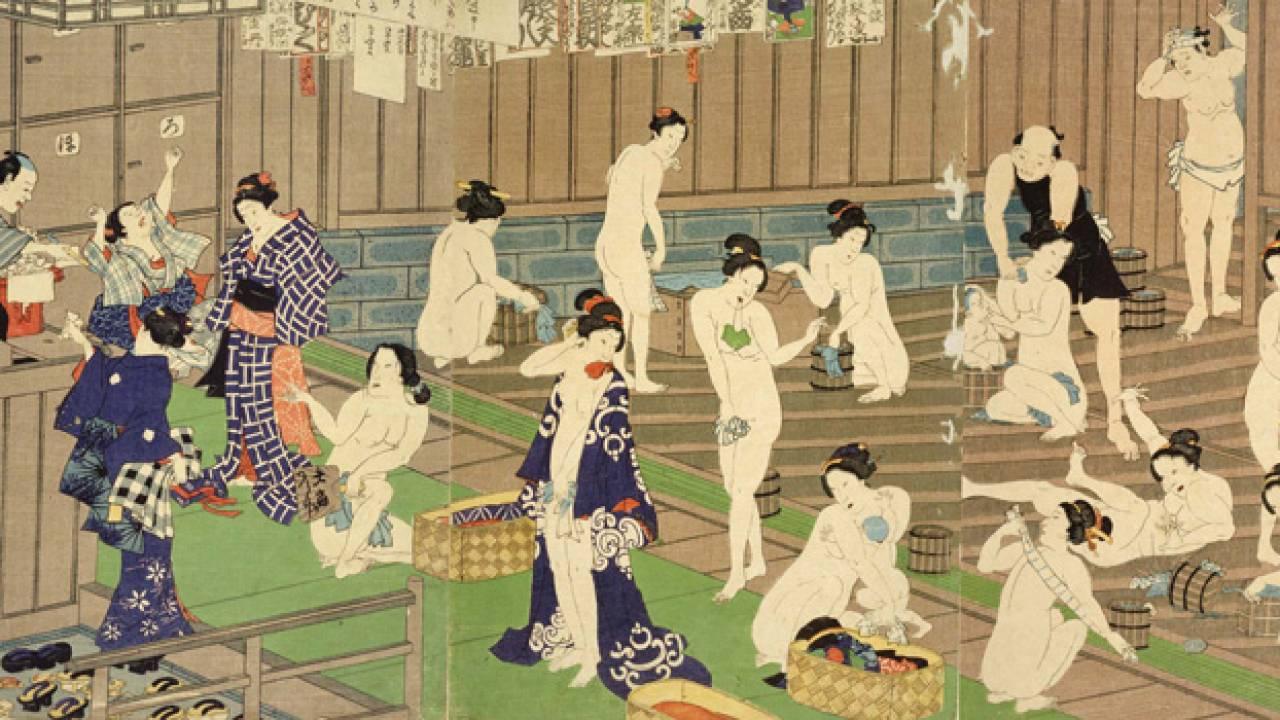 男の憧れだった?江戸時代の銭湯(湯屋)の番台や三助の仕事、実は結構大変なんです