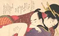 江戸時代の性事情。快楽の追求?男同士のみならず遊女や妻にも肛交はおこなわれていたようで