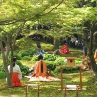 平安時代の雑学【2】罰ゲームもあった?平安貴族の、雅を重んじたロマンティックな宴を紹介
