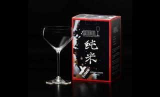 日本酒の中でも純米酒を味わうことに特化したグラス「リーデル 純米」発売