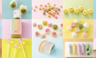 トキメキが止まらないよ!人気銘菓の可愛い和菓子が大集結「全国銘菓展」開催