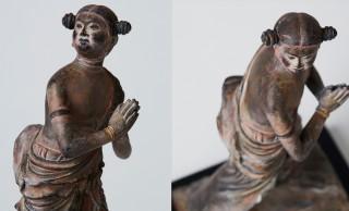その愛おしい表情に誰もが虜!仏像「善財童子」が手のひらサイズのフィギュアになって登場
