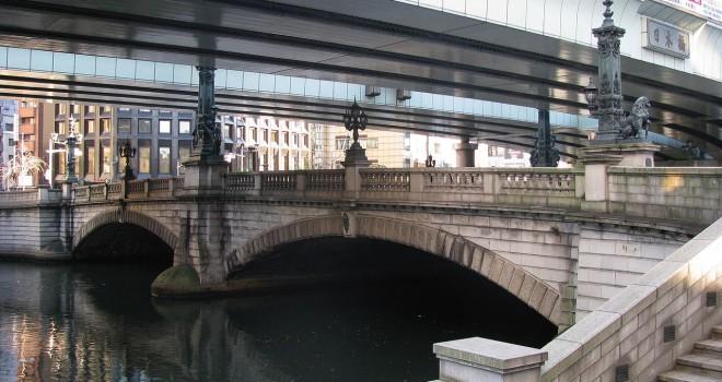 日本橋の真上にある首都高の地下化。第2回目検討会で地下ルート具体案を提示へ
