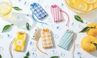 可愛いお守り袋にリップをイン「福福リップ」に日本の夏をイメージした新柄が登場!