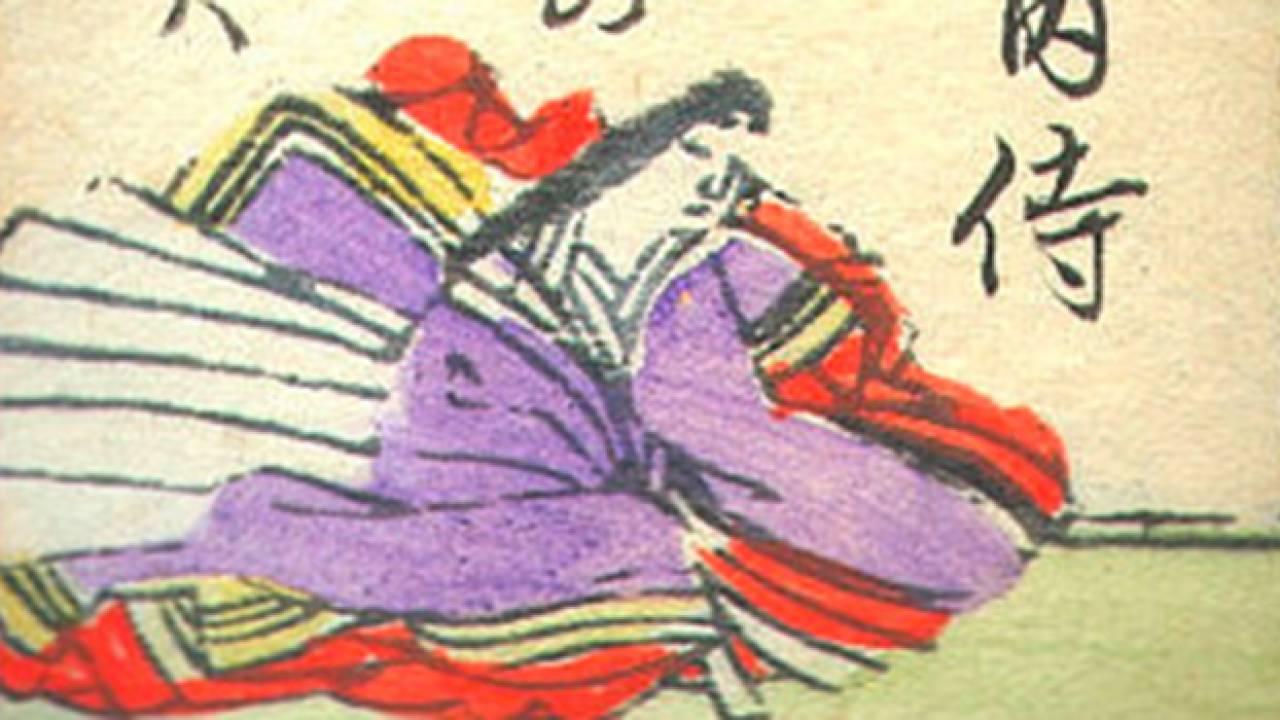 二世歌人であることをからかわれた和泉式部の娘・小式部内侍が即興で詠み放った、お見事すぎる名歌