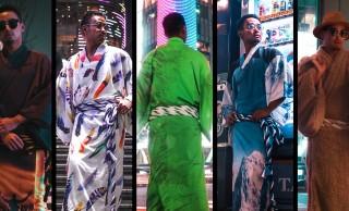期待の男着物ブランド誕生!着物の枠にとらわれない斬新デザインがナイス「VEDUTA」デビュー