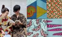 浴衣と相性ぴったり!好きなアフリカ布でセミオーダー浴衣も作れちゃう「アフリカ布の浴衣展 」