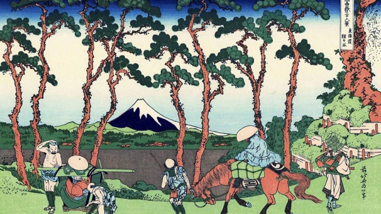まさに荒行!江戸時代の旅行では1日40㎞も歩く旅人もいた。江戸時代の旅行事情【1】
