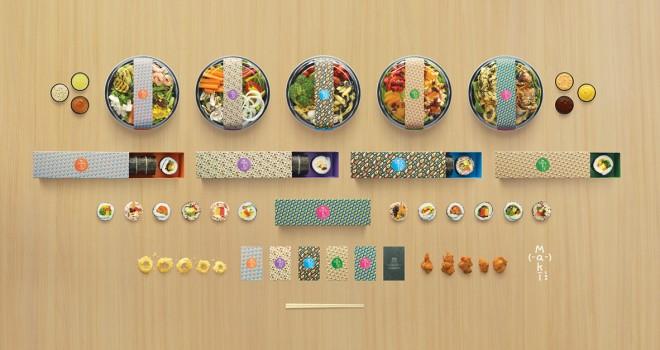 ポップで可愛いシンガポールのカスタマイズできる巻き寿司屋「maki-san」が遂に日本にオープン!