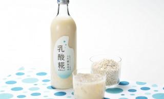 フルーティーな香りと爽やかな酸味、乳酸菌を加えた糀の甘酒「乳酸糀」が夏季限定発売