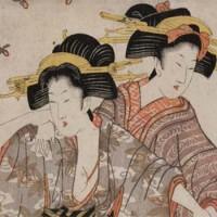 夏の化粧はあっさりと。江戸時代も季節により白粉の塗り方を変えていました