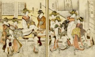 吉原女郎たちの花嫁コスプレイベント?1日限定で女郎が白無垢姿で過ごす「八朔(はっさく)」の行事とは?
