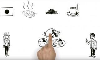 抹茶を点ててみたい!抹茶の魅力をシンプルに伝える解説動画がでとってもわかりやすい