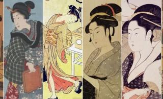 まさに江戸時代の素人アイドル!?その美貌に溺れる男が続出した水茶屋娘たちまとめ