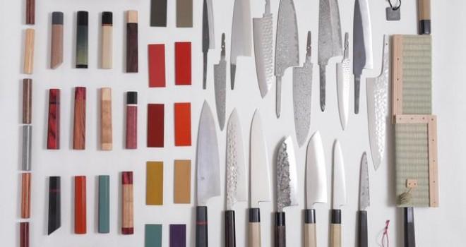 20000通りの組み合わせ!日本各地の伝統技術を組み合わせてオリジナル包丁が作れちゃう「Life Knife(ライフナイフ)」