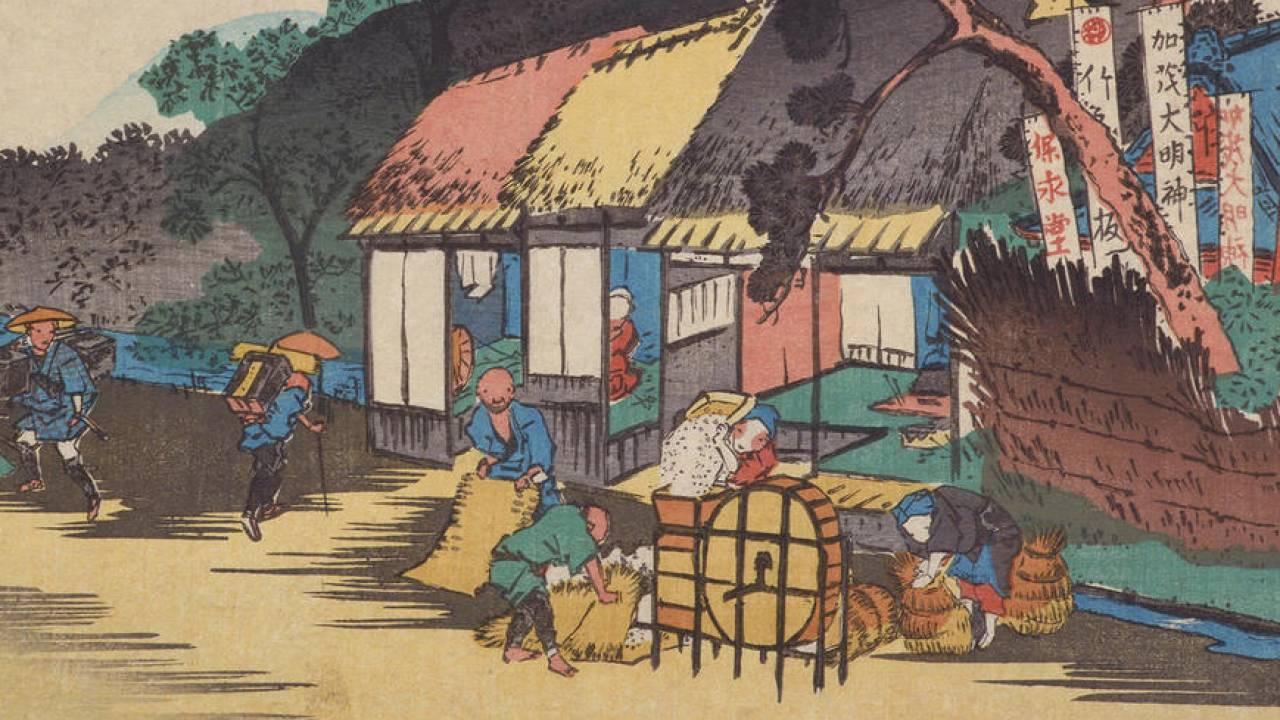 江戸時代の庶民にも名字があった?名字に込められた土地と人との大切な関係