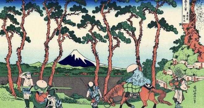 江戸時代の旅行事情