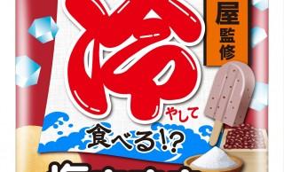 あずきバーの井村屋ポテトチップス始めるってよ!なんと冷やして食べる「ポテトチップス 塩あずき味」発売