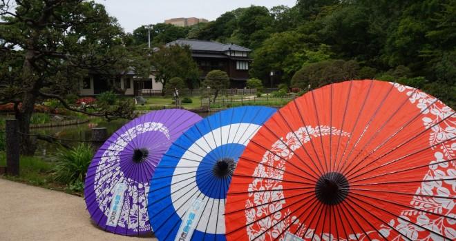 和傘で熱中症対策!?伝統的な暑さ対策「日傘」を和傘で体験する、和傘の無料貸し出しイベント開催