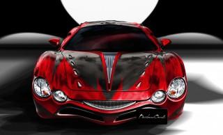 デビルマンがなんと光岡自動車とコラボ!スーパーカー オロチがベースの実車「Devilman Orochi」発表