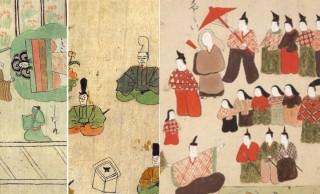 愛らしさが渋滞してる!室町時代の超脱力系アートの名作「苅萱」と「築島物語絵巻」が展覧会に登場!
