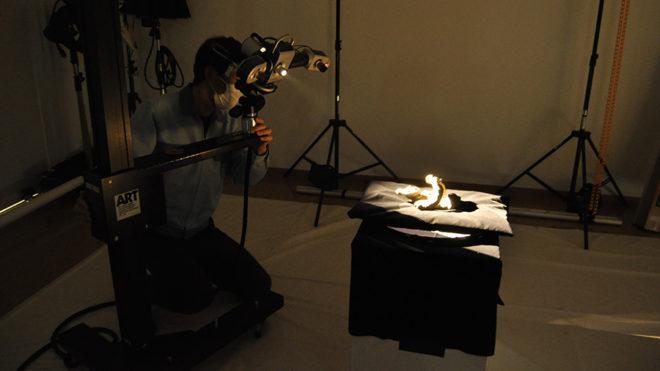 VR作品「DOGU 美のはじまり」