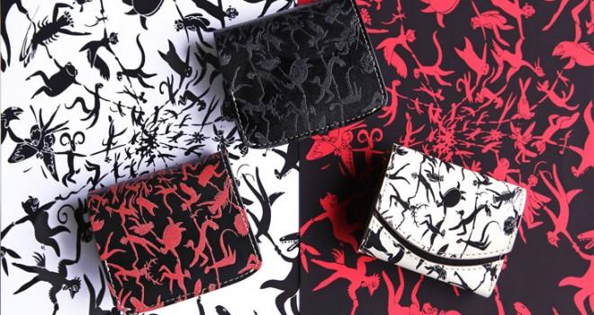 まるで前衛アートみたい!手塚治虫の名作「ブッダ」の哲学を表現した財布がカッコよすぎる!