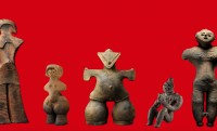 縄文のビーナスも!なんと国宝土偶5体が総出演するVR作品「DOGU 美のはじまり」初公開