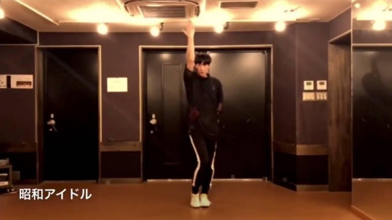 めちゃくちゃわかるゾ(笑)童謡「大きな栗の木の下で」を昭和アイドルやAKB48風に踊ってみた動画が秀逸!