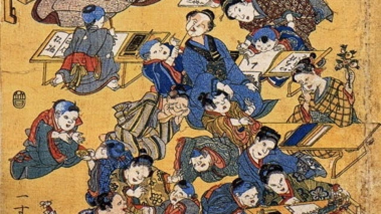 あたまの体操チャレンジ!江戸時代の算数の教科書「塵劫記」の問題を解いてみよう