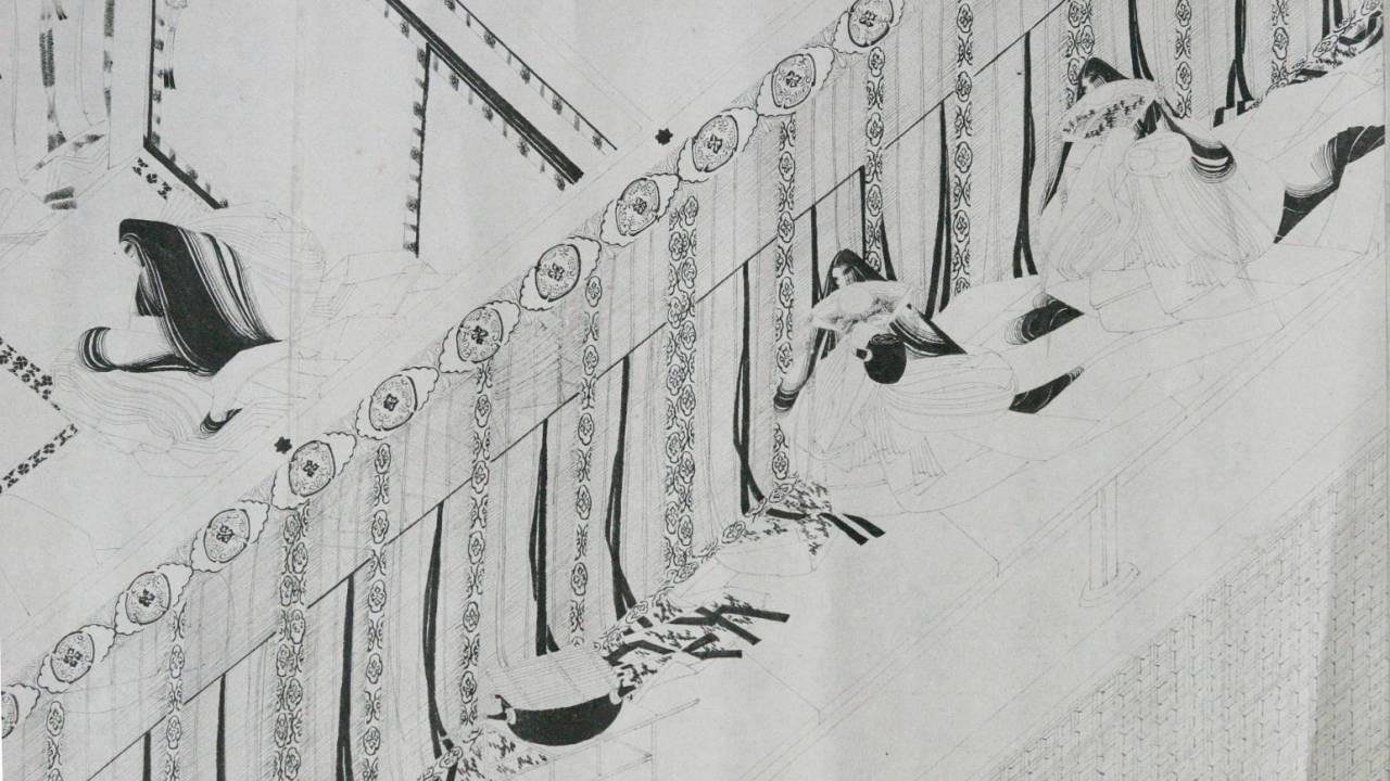 ちょっと笑えるワカメ事件?枕草子のやりとりを探る:歌人で美男子 藤原斉信 編