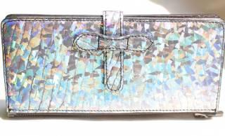 日本刀を抜く瞬間をイメージした、エキゾチックレザーを使った超ド派手な長財布が登場!