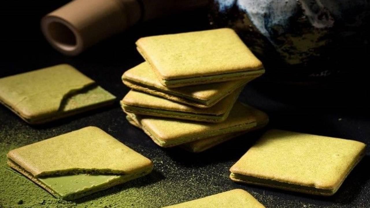 関東に初出店!抹茶を贅沢に使用した静岡で人気の「茶都利ラングドシャ」が期間限定で登場!