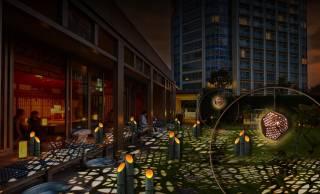 やだこれ素敵!東京タワーのそばで鈴虫の音色を聞きながら夕涼みが楽しめる「SUZUMUSHI CAFE」