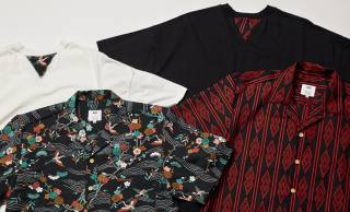 着物をアロハシャツに再生する「Samurai ALOHA」とアパレルブランド「HARE」がコラボアイテムをリリース!