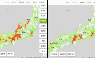 神さまマップに続き!日本全国のお寺の宗派の分布を見える化した「寺院宗派マップ」をホトカミが超速公開