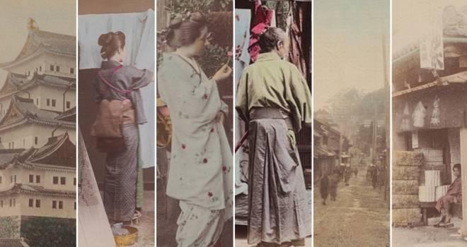 古写真集の決定版!明治時代に日本文化を海外に向けて紹介した古書「Japan」が無料でオンライン公開!