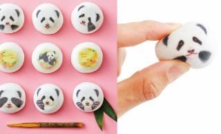 もっちりミニ和風マシュマロにパンダの愛らしさが溢れる「パンダのほうずい」が可愛い〜♪