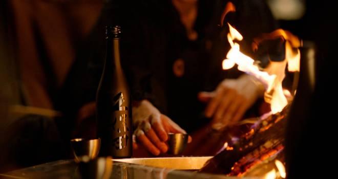 大自然で久保田!朝日酒造とスノーピーク共同開発のアウトドアで楽しむ日本酒「久保田 雪峰」が発売!